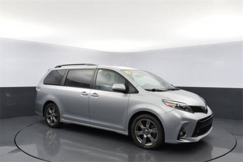2019 Toyota Sienna for sale at Tim Short Auto Mall in Corbin KY