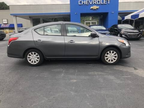 2019 Nissan Versa for sale at Tim Short Auto Mall in Corbin KY