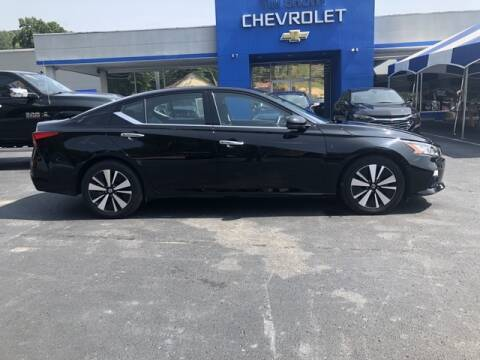 2019 Nissan Altima for sale at Tim Short Auto Mall 2 in Corbin KY