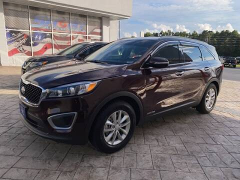 2016 Kia Sorento for sale at Tim Short Auto Mall in Corbin KY