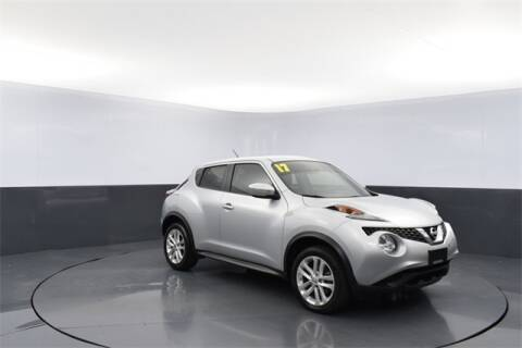 2017 Nissan JUKE for sale at Tim Short Auto Mall in Corbin KY