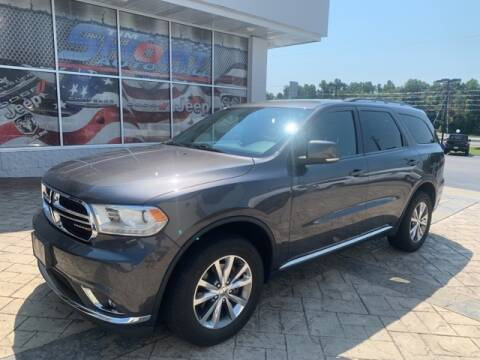 2015 Dodge Durango for sale at Tim Short Auto Mall in Corbin KY