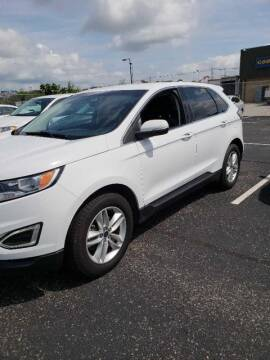 2016 Ford Edge for sale at Tim Short Auto Mall in Corbin KY