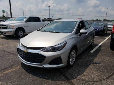 2019 Chevrolet Cruze for sale at Tim Short Auto Mall in Corbin KY