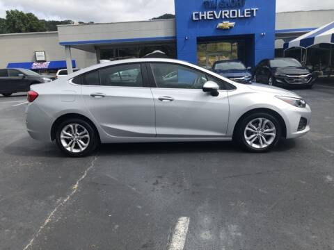 2019 Chevrolet Cruze for sale at Tim Short Auto Mall 2 in Corbin KY