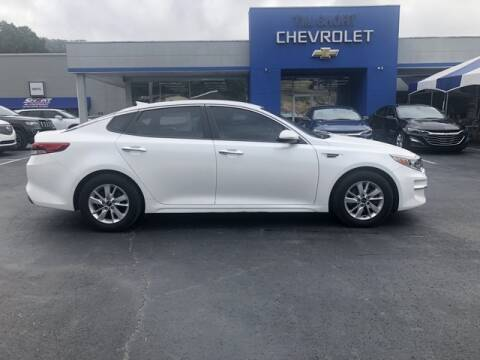 2016 Kia Optima for sale at Tim Short Auto Mall in Corbin KY