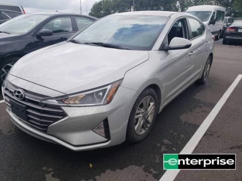 2019 Hyundai Elantra for sale at Tim Short Auto Mall in Corbin KY