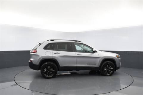 2021 Jeep Cherokee for sale at Tim Short Auto Mall in Corbin KY