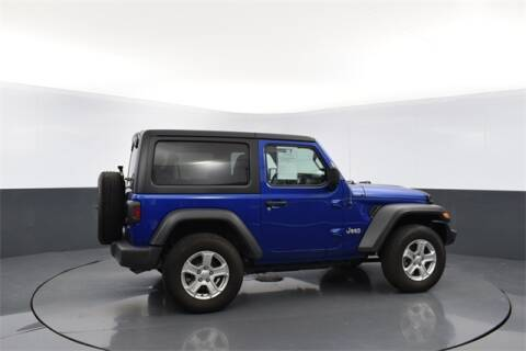 2020 Jeep Wrangler for sale at Tim Short Auto Mall in Corbin KY