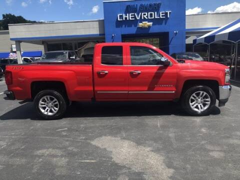2018 Chevrolet Silverado 1500 for sale at Tim Short Auto Mall in Corbin KY
