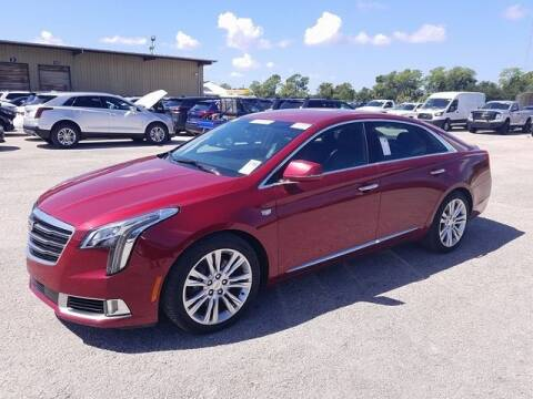 2019 Cadillac XTS for sale at Tim Short Auto Mall in Corbin KY