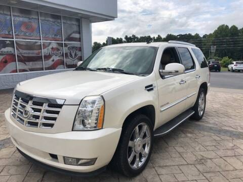 2012 Cadillac Escalade for sale at Tim Short Auto Mall in Corbin KY