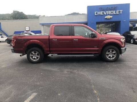 2016 Ford F-150 for sale at Tim Short Auto Mall 2 in Corbin KY