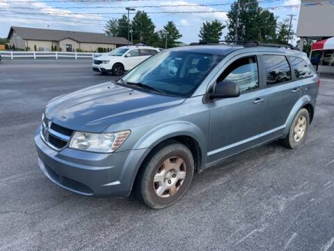 2010 Dodge Journey for sale at Tim Short Auto Mall in Corbin KY