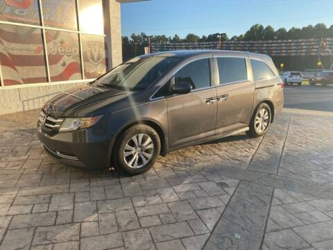 2015 Honda Odyssey for sale at Tim Short Auto Mall in Corbin KY