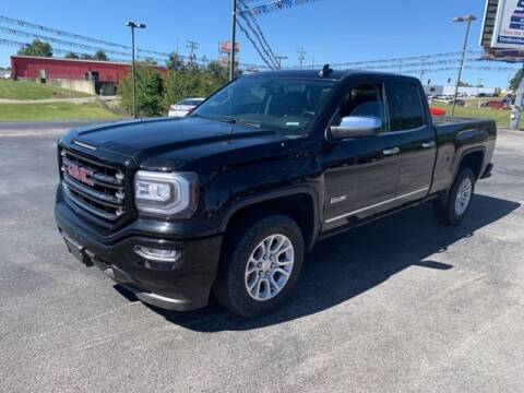 2016 GMC Sierra 1500 for sale at Tim Short Auto Mall in Corbin KY