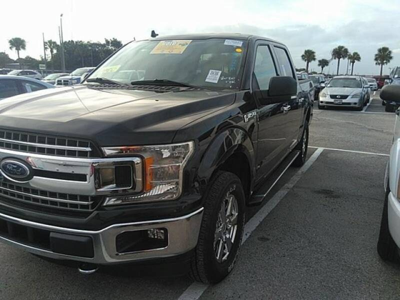 2020 Ford F-150 for sale at Tim Short Auto Mall in Corbin KY