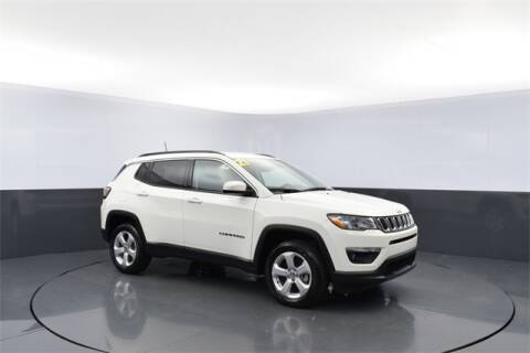 2021 Jeep Compass for sale at Tim Short Auto Mall in Corbin KY
