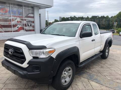 2016 Toyota Tacoma for sale at Tim Short Auto Mall in Corbin KY
