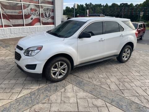 2016 Chevrolet Equinox for sale at Tim Short Auto Mall in Corbin KY