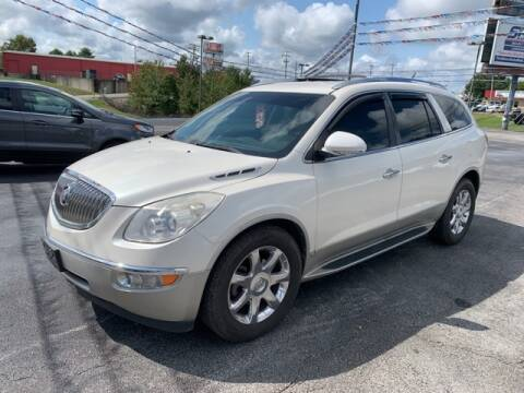 2010 Buick Enclave for sale at Tim Short Auto Mall in Corbin KY