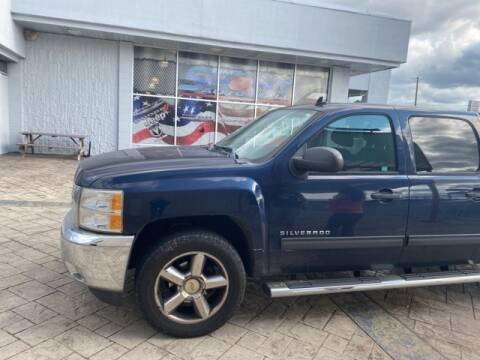 2012 Chevrolet Silverado 1500 for sale at Tim Short Auto Mall in Corbin KY