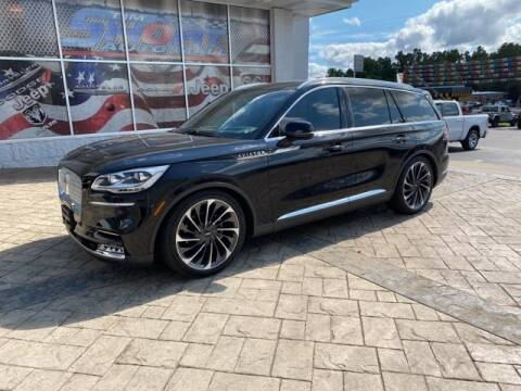 2020 Lincoln Aviator for sale at Tim Short Auto Mall in Corbin KY