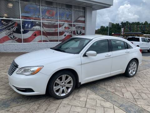 2013 Chrysler 200 for sale at Tim Short Auto Mall in Corbin KY