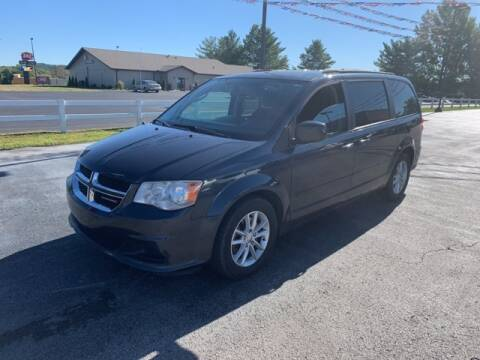 2013 Dodge Grand Caravan for sale at Tim Short Auto Mall in Corbin KY