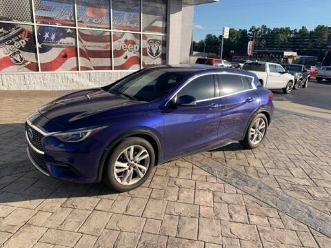 2017 Infiniti QX30 for sale at Tim Short Auto Mall in Corbin KY
