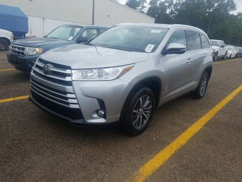 2017 Toyota Highlander for sale at Tim Short Auto Mall in Corbin KY