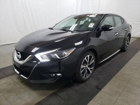 2017 Nissan Maxima for sale at Tim Short Auto Mall in Corbin KY
