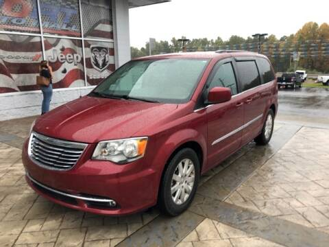2016 Chrysler Town and Country for sale at Tim Short Auto Mall in Corbin KY