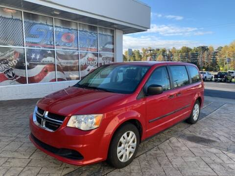 2014 Dodge Grand Caravan for sale at Tim Short Auto Mall in Corbin KY