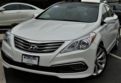 2015 Hyundai Azera For Sale In Virginia Carsforsale