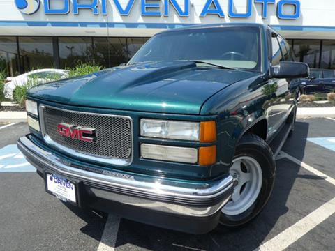1998 GMC Suburban for sale in Oak Forest, IL
