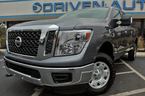 2017 Nissan Titan XD for sale in Oak Forest, IL