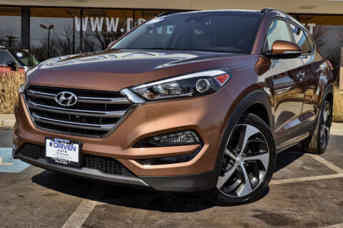 2016 Hyundai Tucson for sale at Driven Auto of Oak Forest in Oak Forest IL