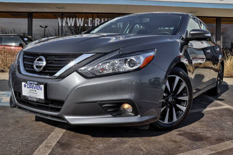 2018 Nissan Altima for sale at Driven Auto of Oak Forest in Oak Forest IL