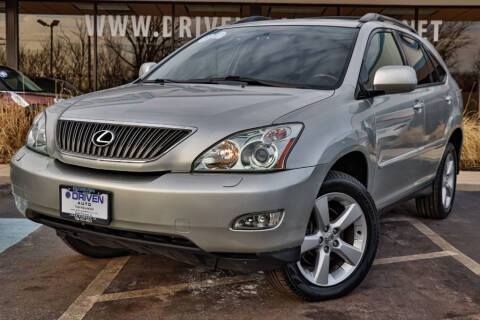 2004 Lexus RX 330 for sale at Driven Auto of Oak Forest in Oak Forest IL