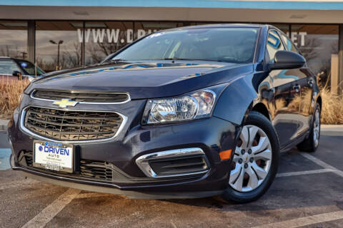 2016 Chevrolet Cruze Limited LS Auto for sale at Driven Auto of Oak Forest in Oak Forest IL
