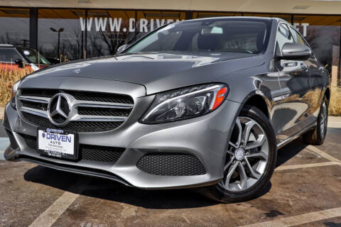 2016 Mercedes-Benz C-Class for sale at Driven Auto of Oak Forest in Oak Forest IL