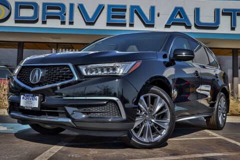 2017 Acura MDX SH-AWD w/Tech for sale at Driven Auto of Oak Forest in Oak Forest IL
