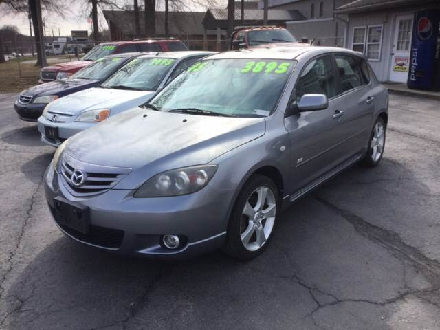 2005 Mazda MAZDA3 For Sale At MORGANu0027S AUTO REPAIR U0026 SALES In Elkton MD