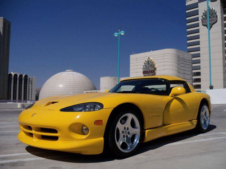 2001 Dodge Viper Rt10 2dr Roadster For Sale All Collector Cars