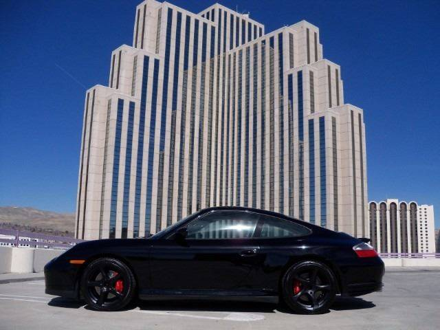 2004 Porsche 911 Carrera 4s Awd 2dr Coupe For Sale All Collector Cars