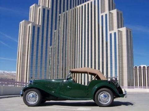1951 MG TD for sale in Reno, NV