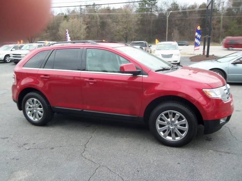 Ford Edge For Sale At Piedmont Custom Conversions In Danville Va