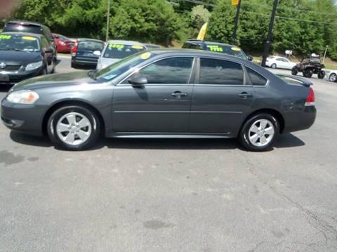 Cheap Cars For Sale In Va >> 2010 Chevrolet Impala For Sale In Danville Va