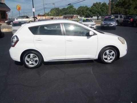 2009 Pontiac Vibe for sale in Danville, VA